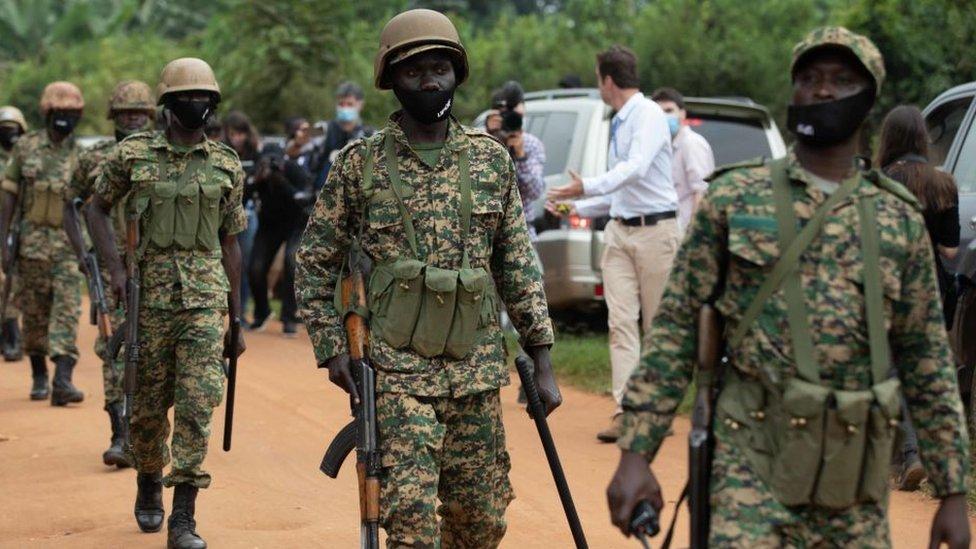 Uganda election: Bobi Wine 'fearful for life' after Museveni win