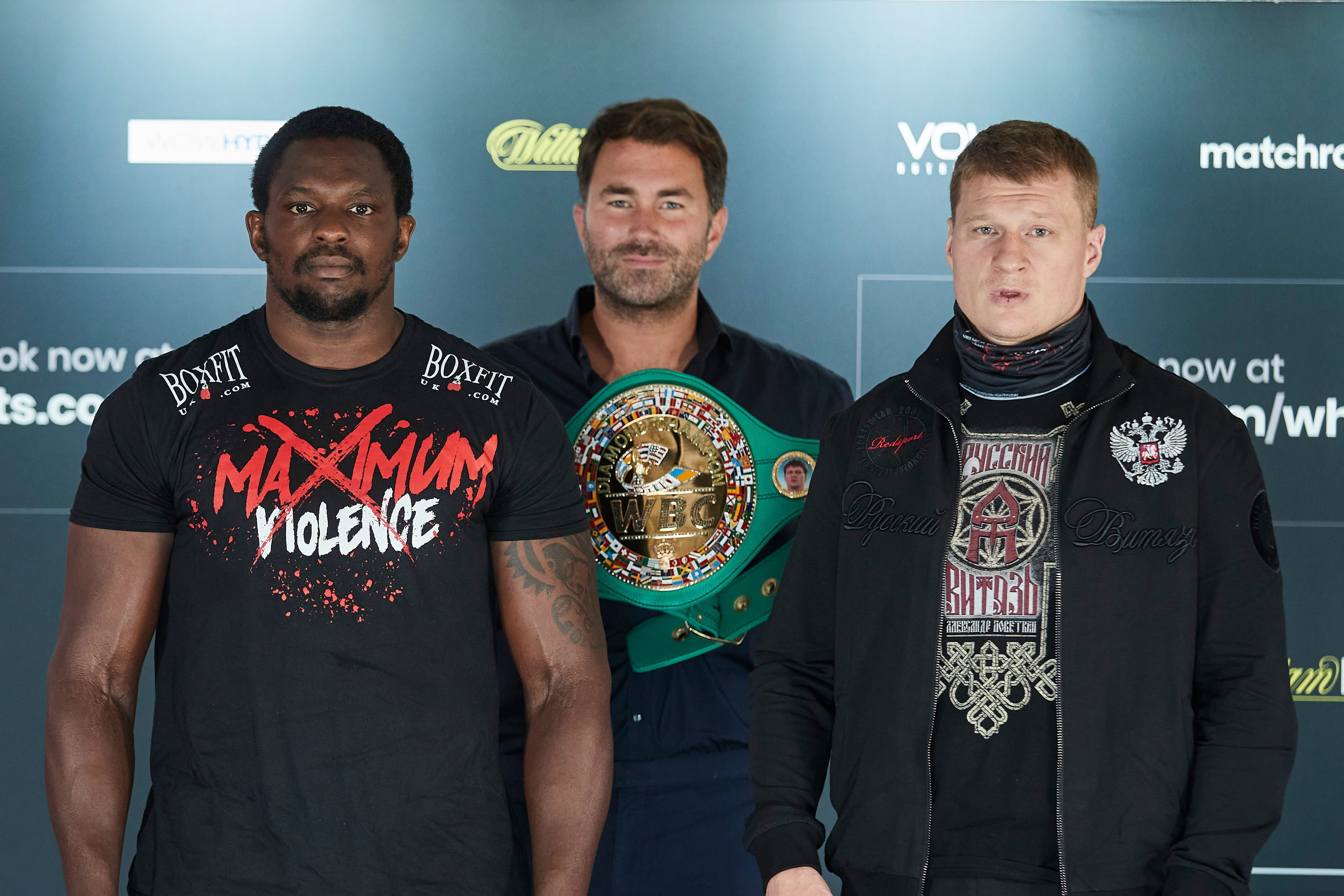 Whyte and Povetkin will meet again