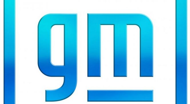 GM's new logo gives nod to its electric car future