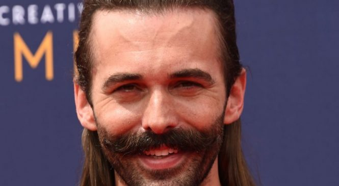Look: Jonathan Van Ness shares photos from romance with new husband