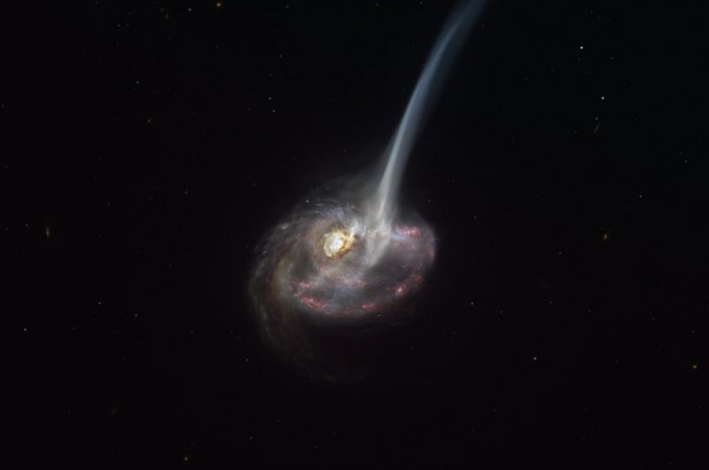Mergers may have stunted growth of early galaxies