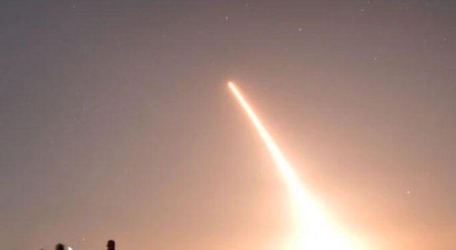 Scrap the Minuteman III missile, STRATCOM chief Adm. Charles Richard says