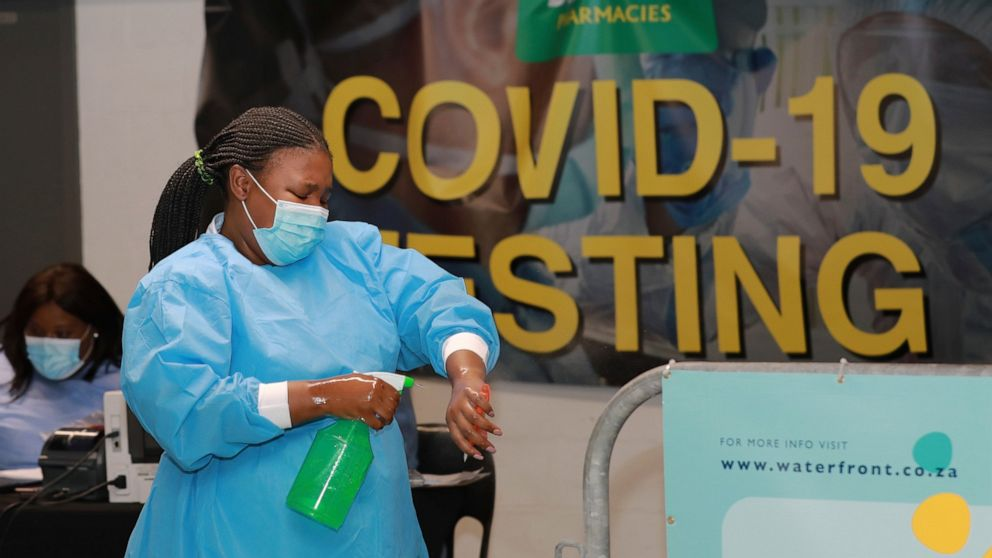African Union buys 270 million vaccine doses for continent