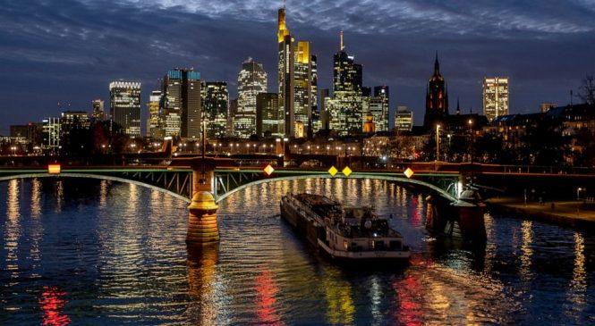 German economy shrank 5% in pandemic year 2020