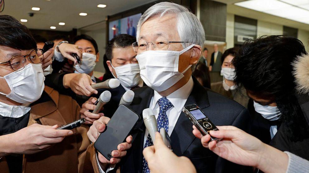 Seoul court orders Japan to compensate 12 Korean sex slaves