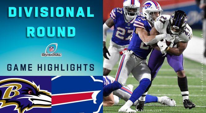 Buffalo Bills beat Baltimore Ravens, return to AFC Championship Game