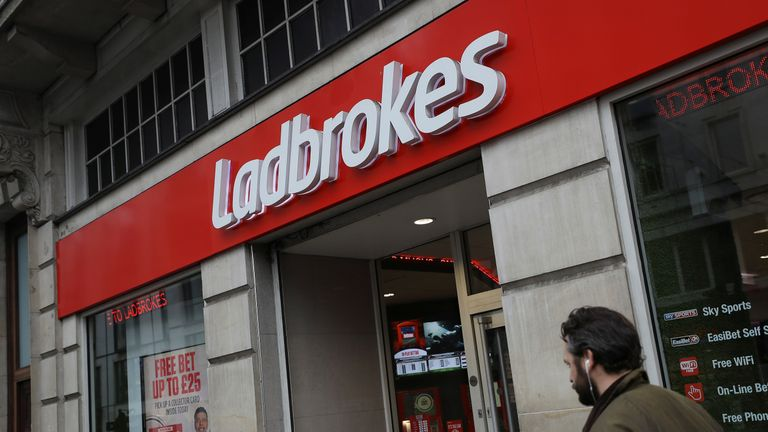 Ladbrokes owner Entain appoints first female chief executive