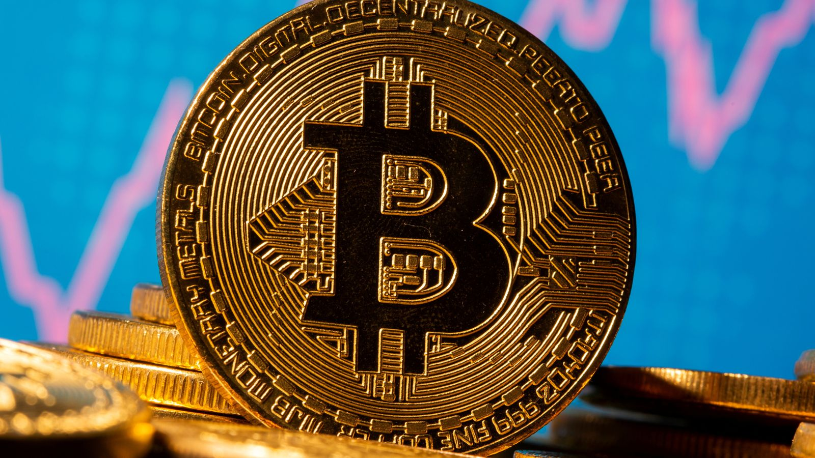Bitcoin suddenly plunges 20% – wiping $10,000 off the value of a single coin