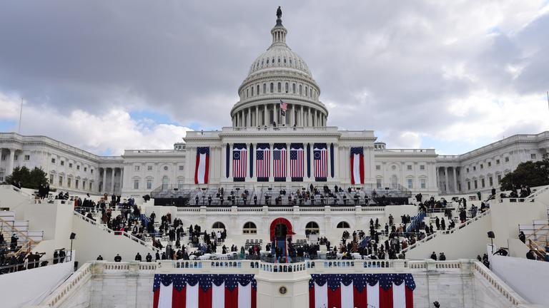 'Let's start afresh': Joe Biden becomes 46th US president and urges unity