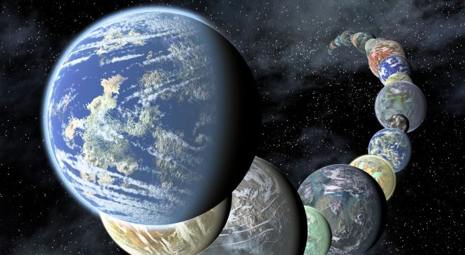 Earth 'has been lucky' to support life for 3 billion years, study says