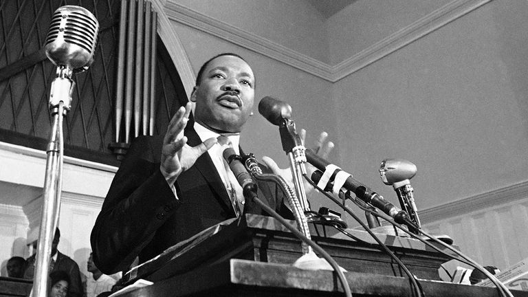 Martin Luther King: 'They thought his affairs would destroy him… but the press wouldn't touch it'