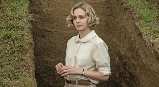 Carey Mulligan on The Dig: 'Platonic leads are very rare on screen… This is different'