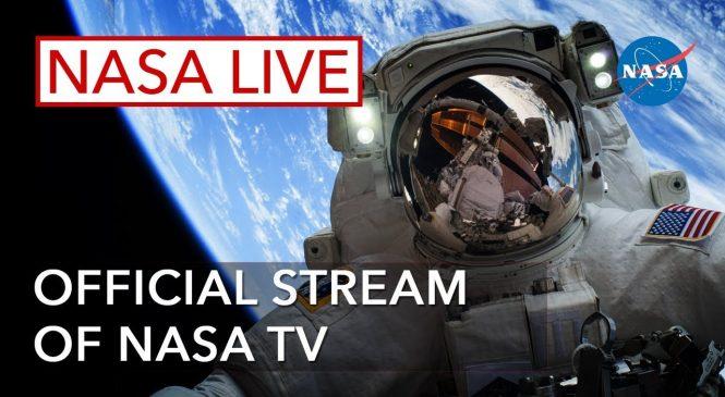 Watch live: Astronauts plan spacewalk to hook up new science platform