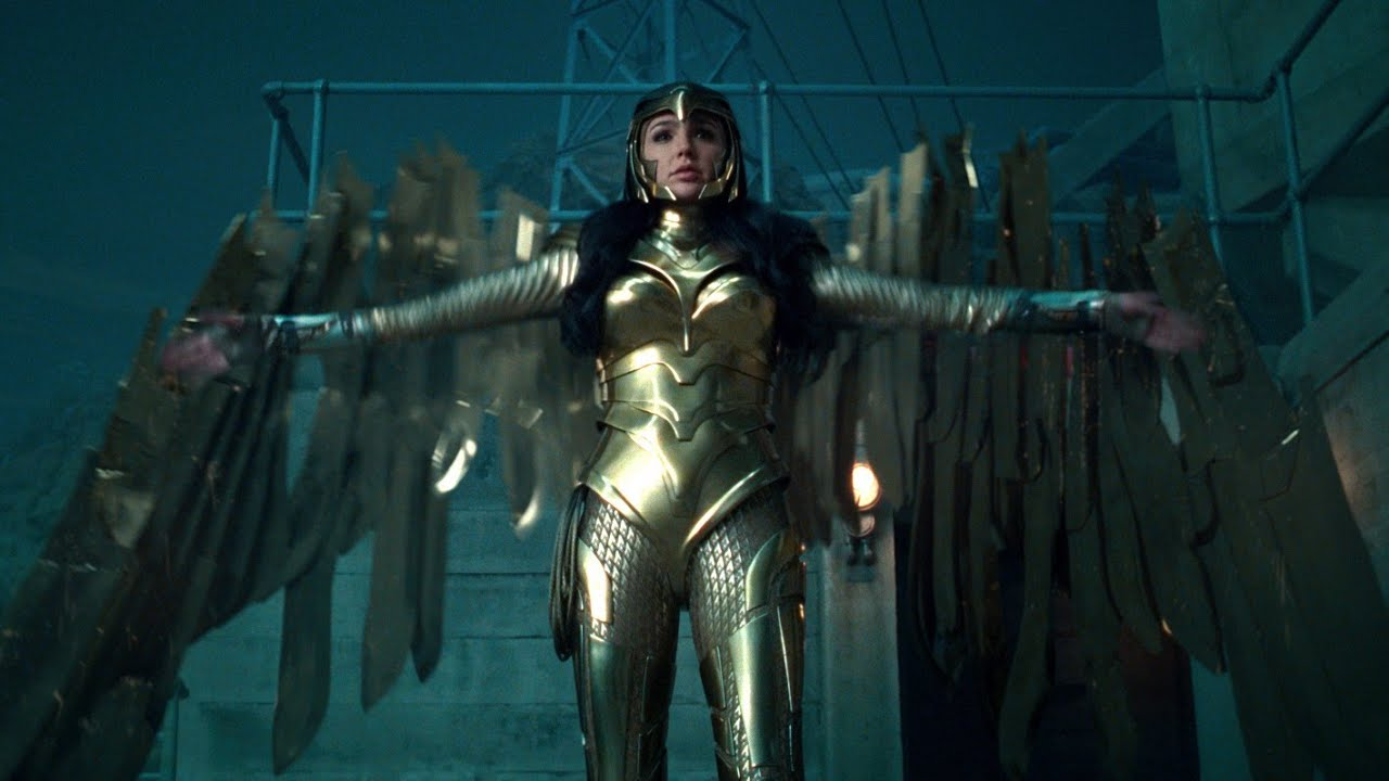 'Wonder Woman 1984' tops box office for 3rd weekend