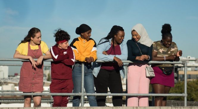 Rocks: Drama starring schoolgirls wins British Independent Film Awards