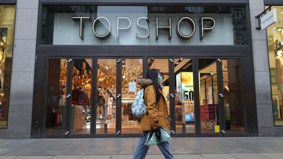 Asos buys Topshop, Topman and Miss Selfridge brands