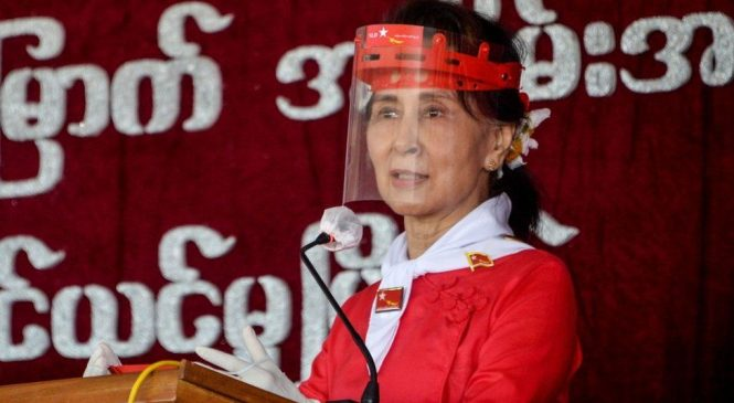 Myanmar coup: Detained Aung San Suu Kyi faces charges