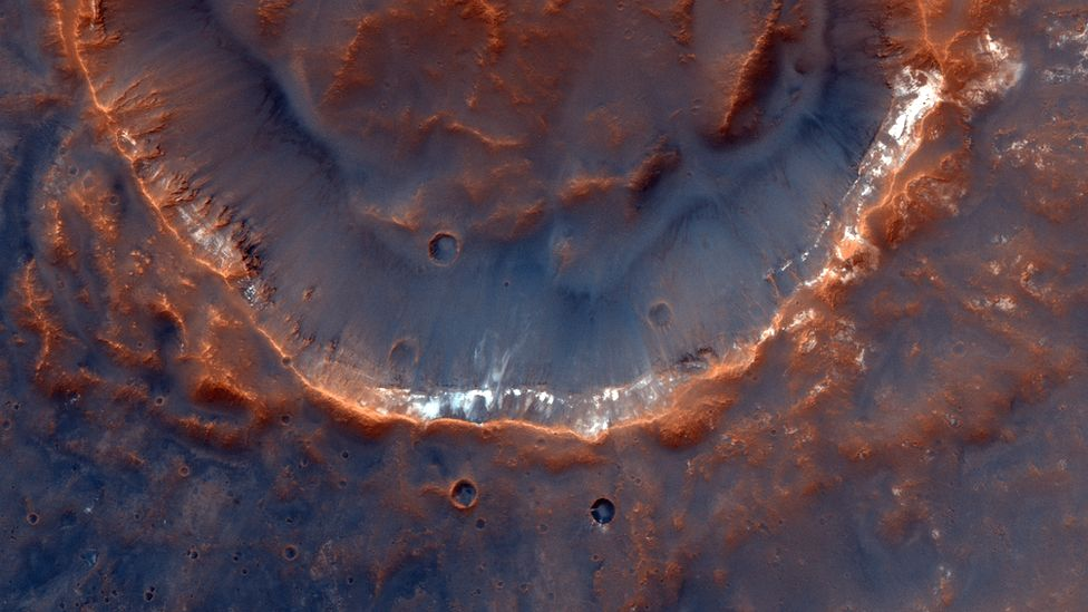 CaSSIS mission: The camera capturing Mars' craters and canyons