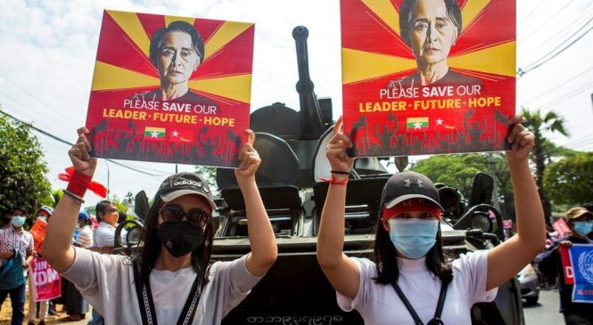 Myanmar coup: Protesters face up to 20 years in prison under new law