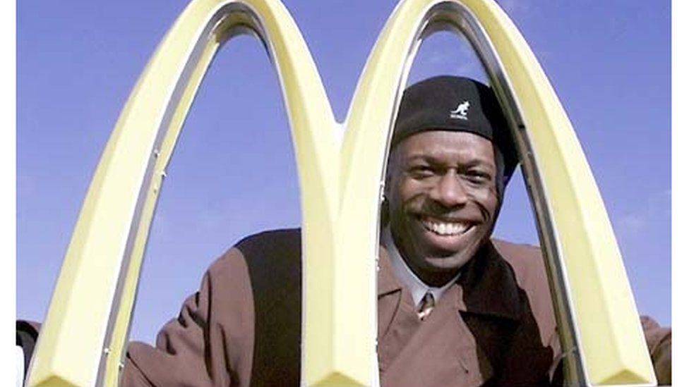 Black McDonald's owner sues for racial discrimination
