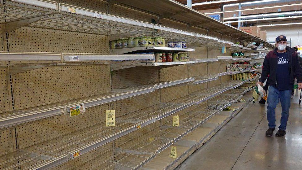 Texas weather: President Biden to declare major disaster