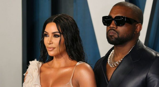 Kim Kardashian files to divorce Kanye West – US media