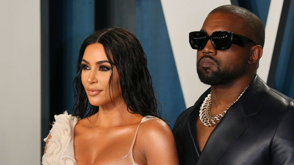 Kim Kardashian files to divorce Kanye West – US media
