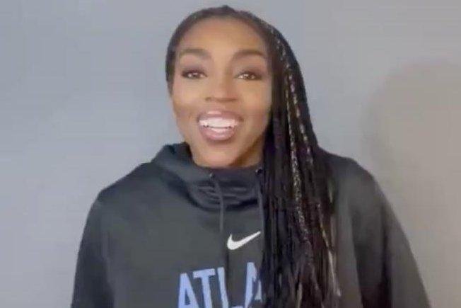 Ex-WNBA player Renee Montgomery makes history as new Atlanta Dream co-owner