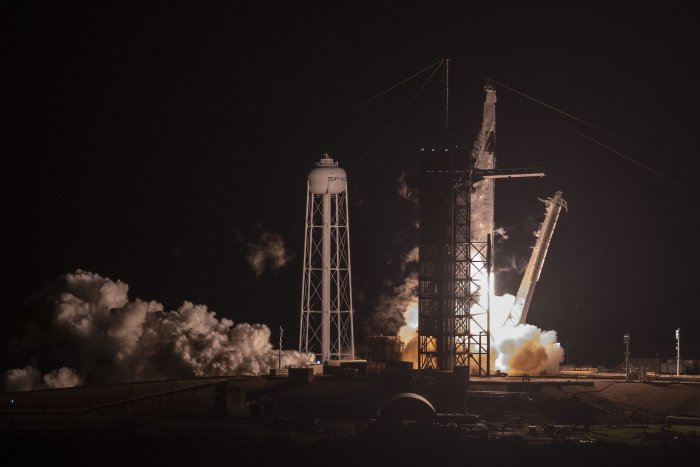 SpaceX plans to boost Starlink network with launch