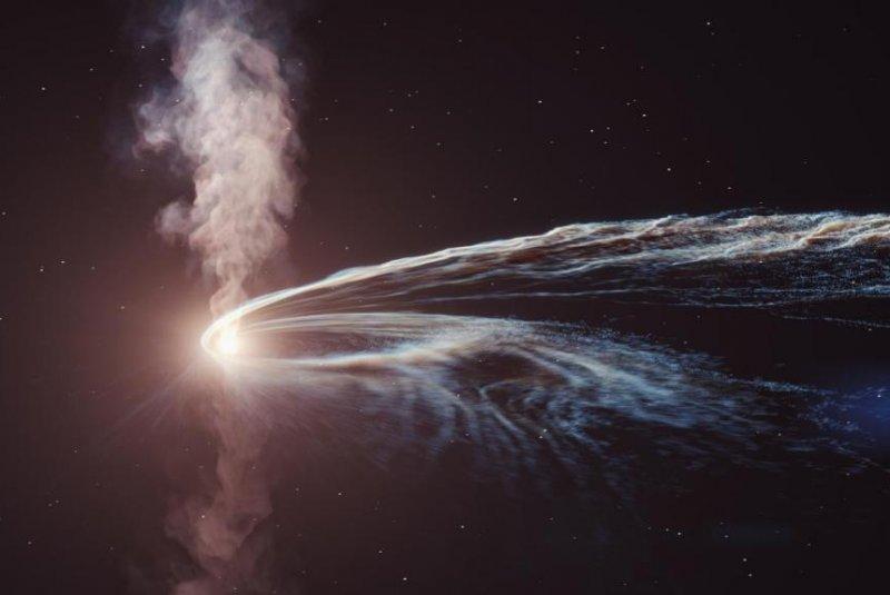 Neutrino from shredded star reveals gigantic cosmic particle accelerator