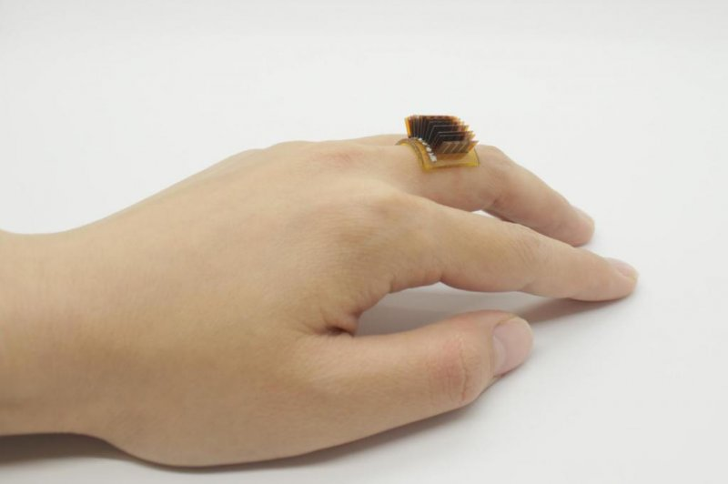 New wearable device converts body heat into electricity
