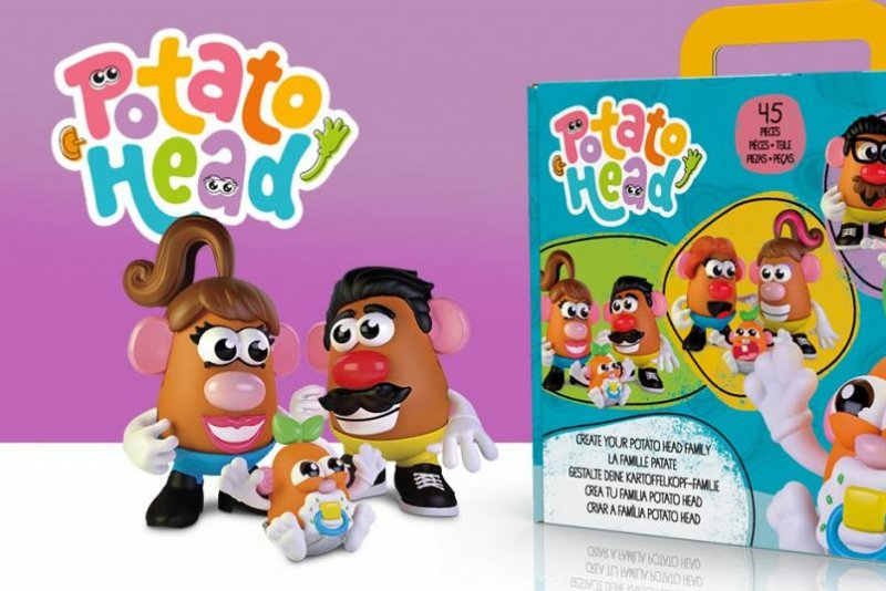 Potato Head: Hasbro eliminates 'Mr.' from brand name
