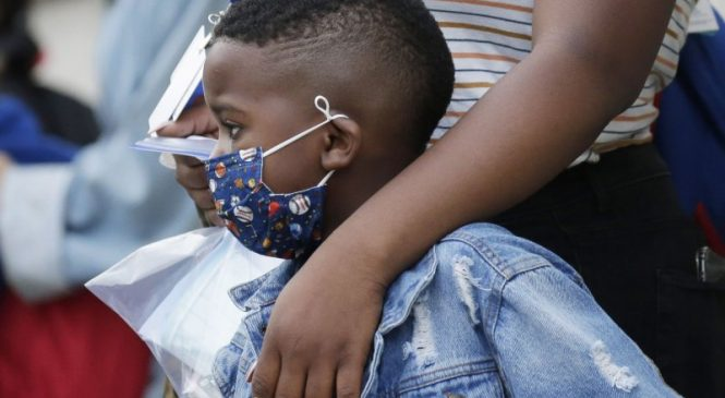 Study: Children less likely to catch, spread COVID-19