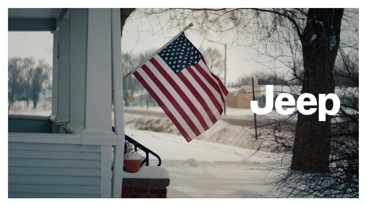 Bruce Springsteen urges unity in Jeep commercial