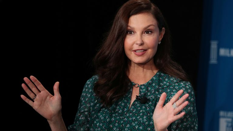 Ashley Judd: I would have died or lost leg without African rainforest 'heroes'