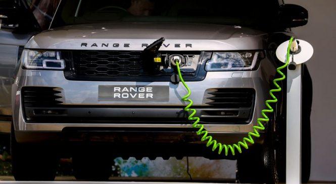 Jaguar Land Rover to cut 2,000 non-factory jobs globally