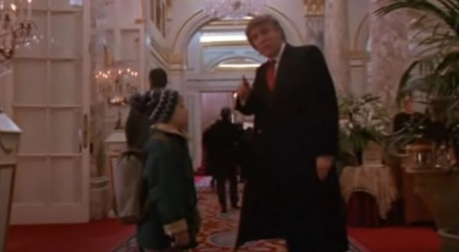 Trump shares pride over Home Alone 2 appearance as he quits actors union