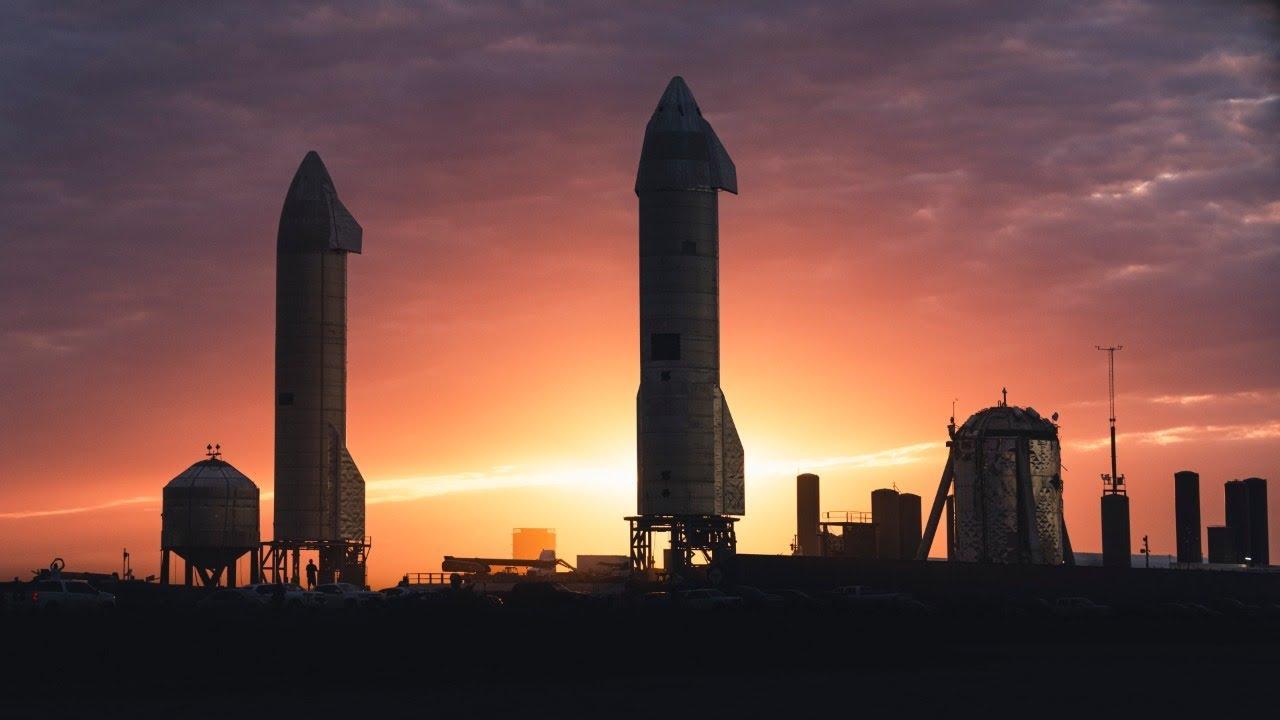 Watch: SpaceX flies, crashes Starship moon rocket again