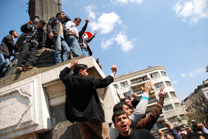 10 years into Syrian revolution, no peace in sight