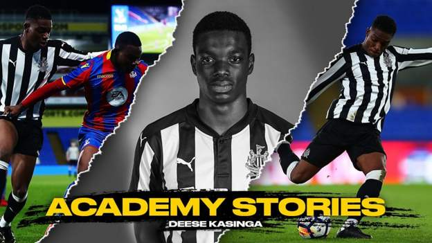 Newcastle United: The brutal reality of Premier League academies – Deese Kasinga's story