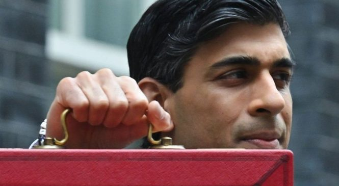Budget 2021: Four things missing from Rishi Sunak