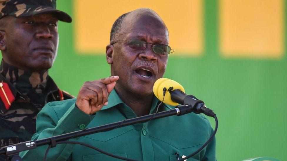 John Magufuli: Tanzania's president dies aged 61 after health rumours