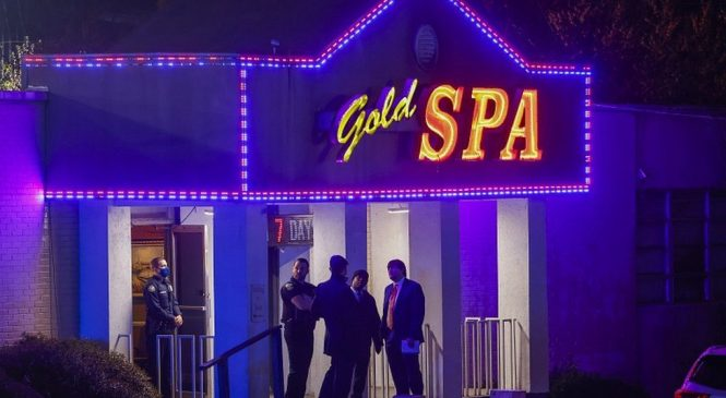 Atlanta shootings: Asian women among eight killed at three spas