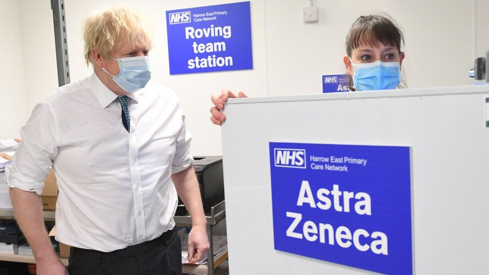 Covid vaccine: PM to have AstraZeneca jab as he urges public to do the same