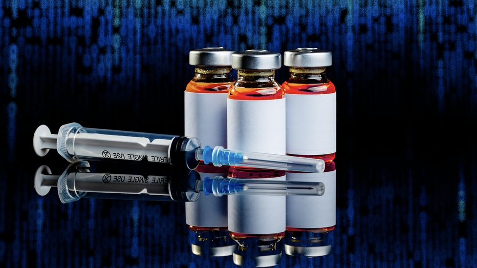 Covid-19: Vaccines and vaccine passports being sold on darknet