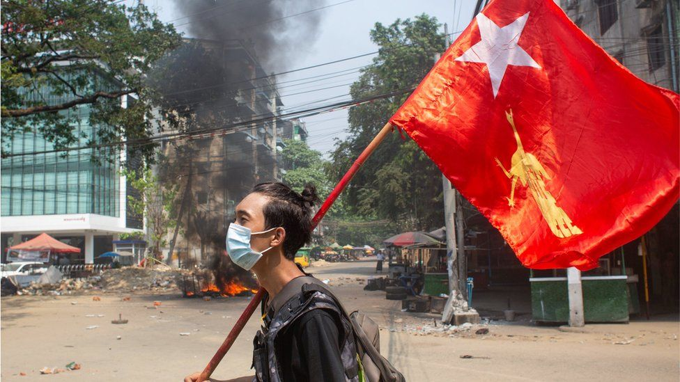 Myanmar coup: US 'horrified' by deadliest day since military takeover