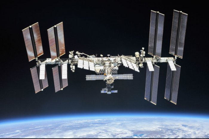 Astronauts conclude spacewalk maintenance on International Space Station
