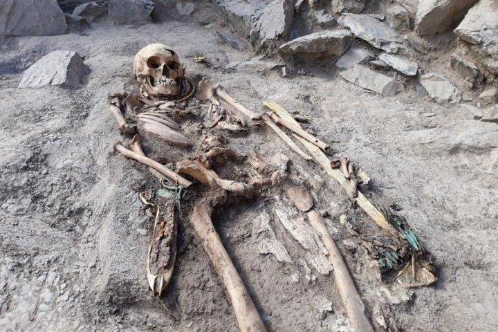 Genomic analysis details rise, fall of the Scythians