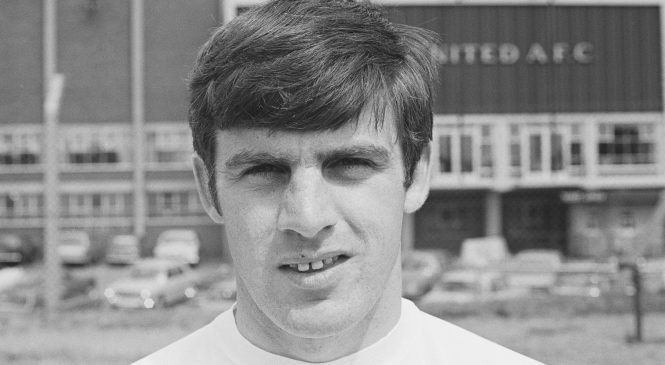 Leeds United announce death of all-time top scorer and club legend Peter Lorimer at the age of 74