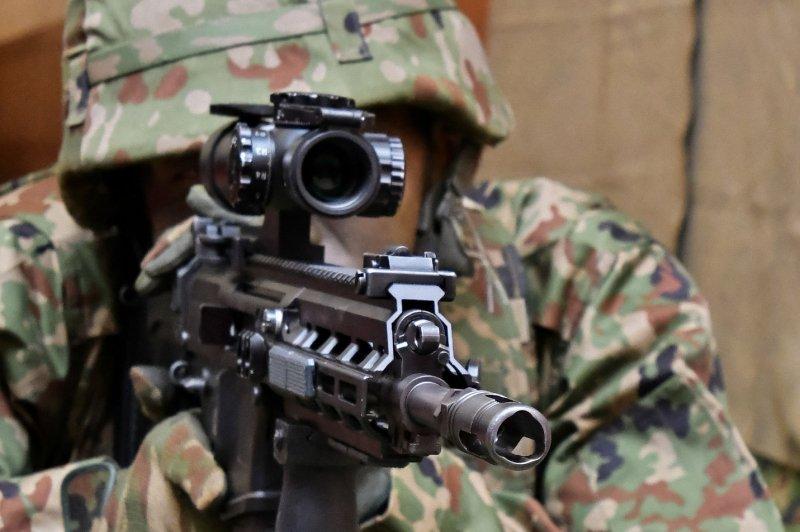 Japan open to deploying soldiers to Senkaku Islands, report says